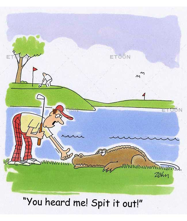 You heard me! Spit it out!: eToon cartoon for newsletters, presentations, websites, books and more