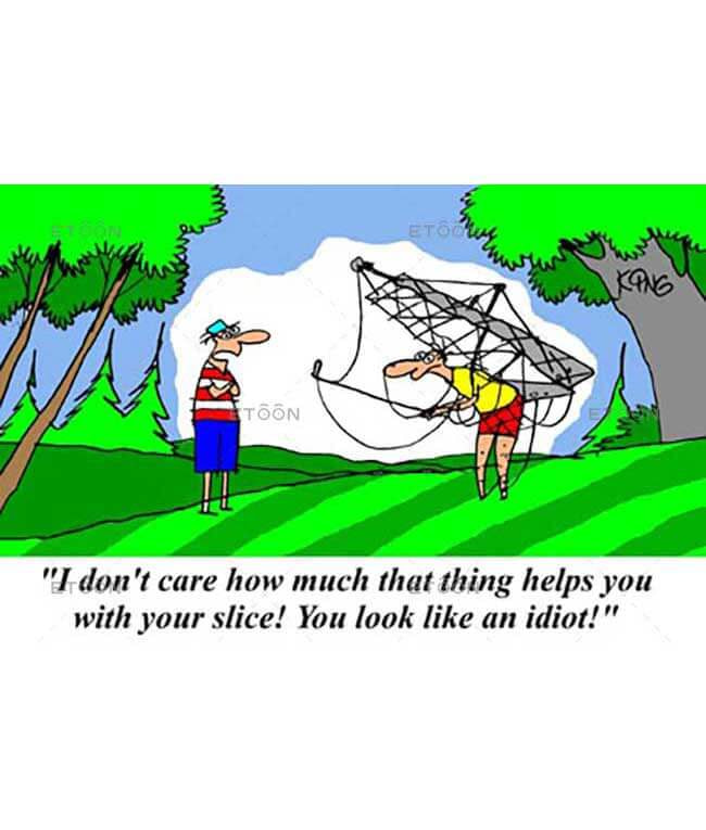 I dont care how much that thing helps you...: eToon cartoon for newsletters, presentations, websites, books and more