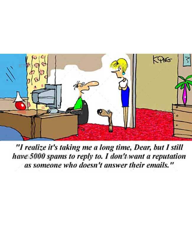 I realize its taking me a long time...: eToon cartoon for newsletters, presentations, websites, books and more