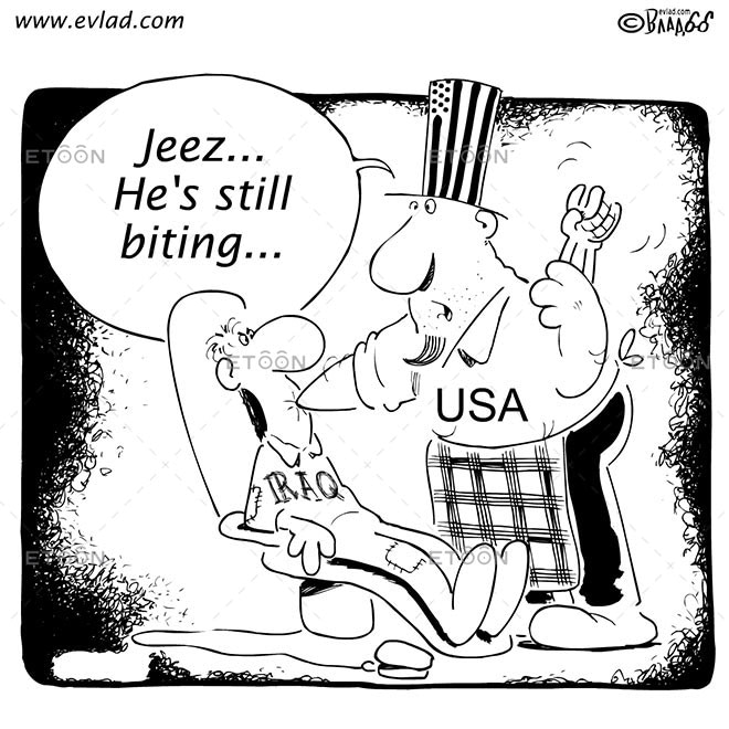 Jeez... Hes still biting...: eToon cartoon for newsletters, presentations, websites, books and more