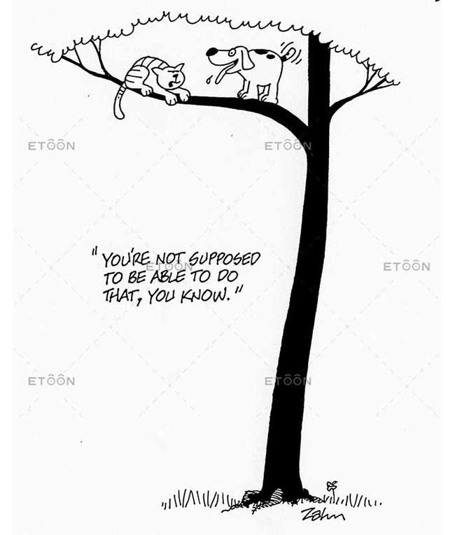 You are not supposed to be able to do that, you know!: eToon cartoon for newsletters, presentations, websites, books and more