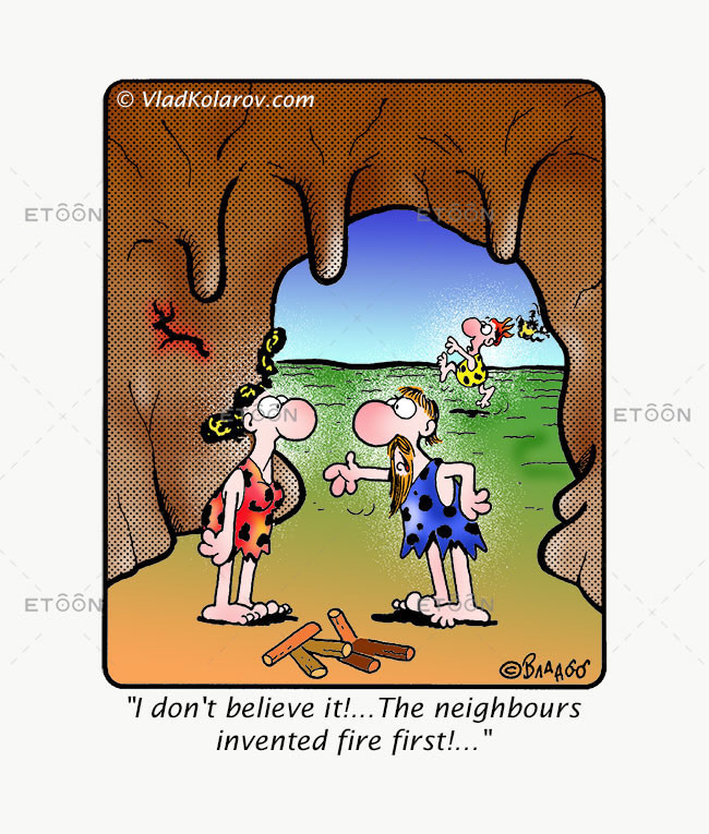 I dont believe it...: eToon cartoon for newsletters, presentations, websites, books and more