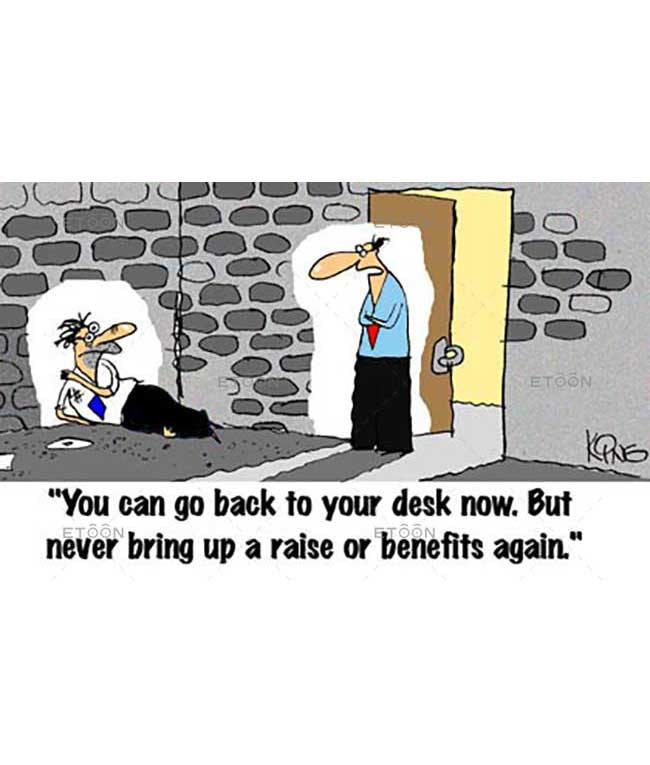 You can go back to your desk now...: eToon cartoon for newsletters, presentations, websites, books and more